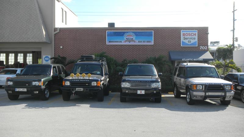 Atlantic Motors Fort Lauderdale 954 781 0881